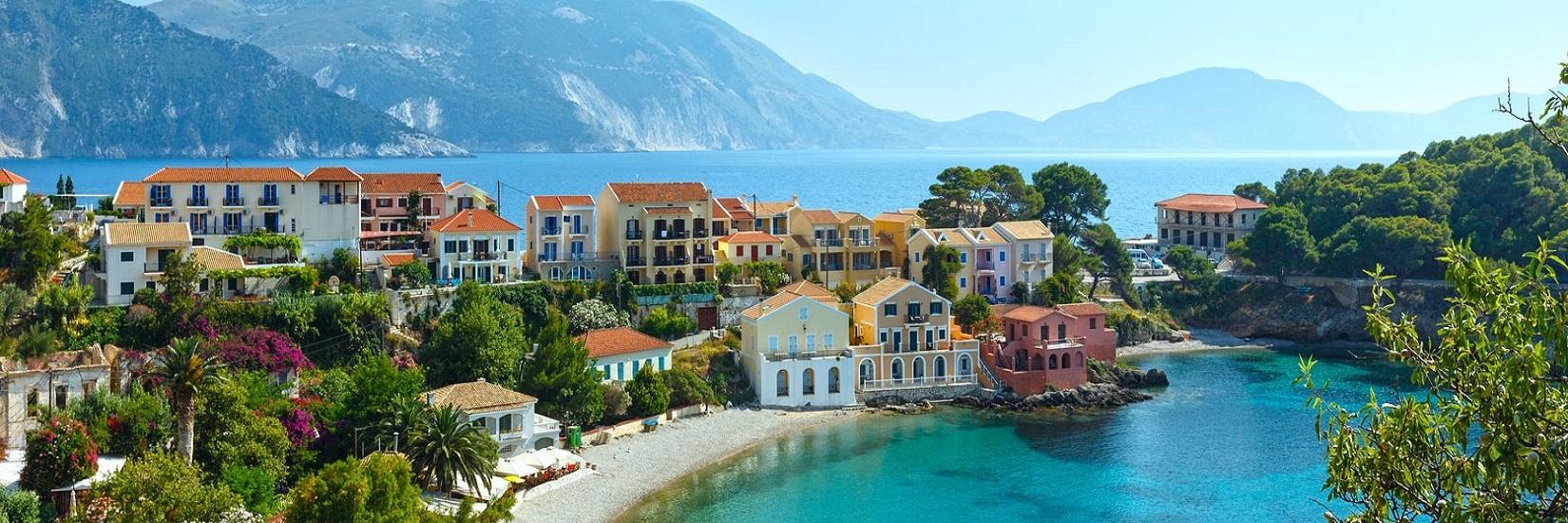 Due parole su Cefalonia…baie e porti del Mar Ionio Greco a bordo del Moana60!