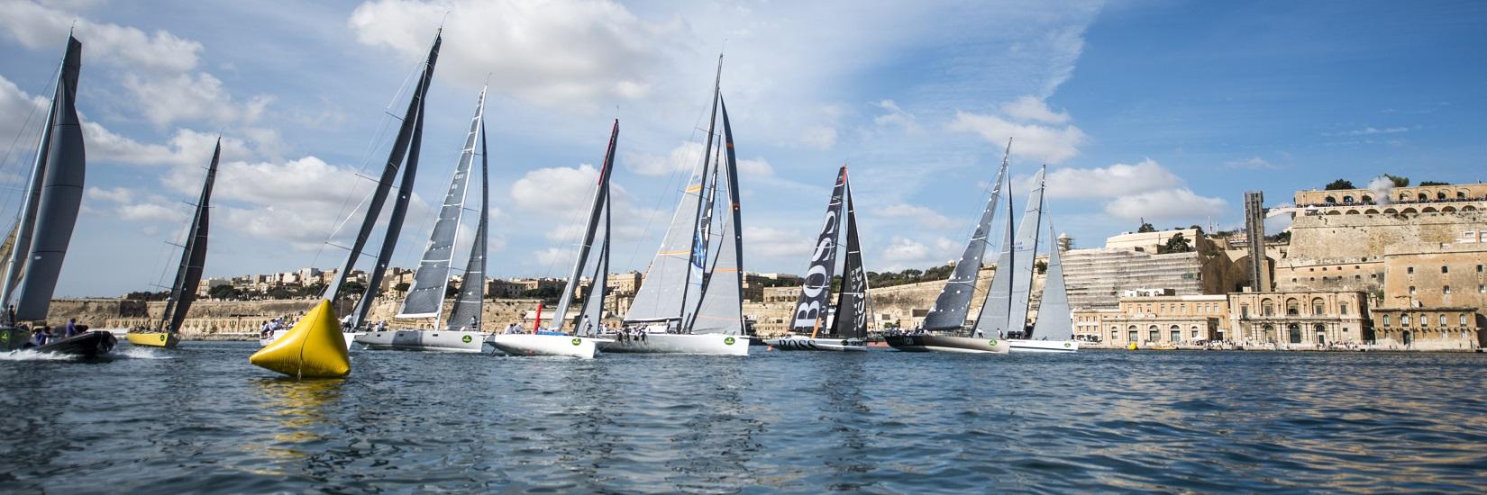 MIDDLE SEA RACE 2016 – LA REGATA FORMAZIONE DELL'EQUIPAGGIO CI SIAMO!